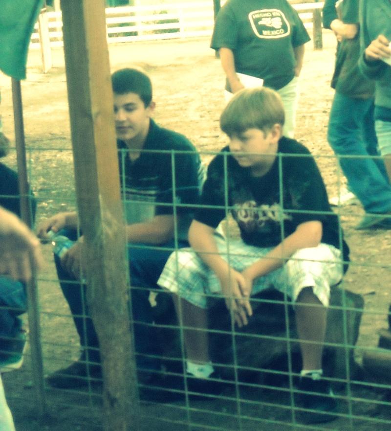 Matt and Jordan